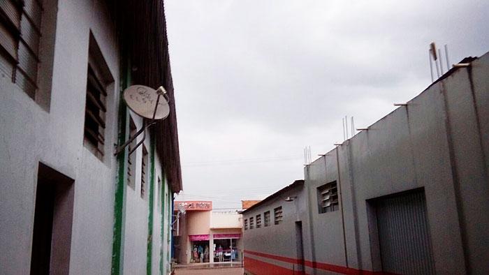 Manga de chuva traz esperança a Cerro Grande do Sul