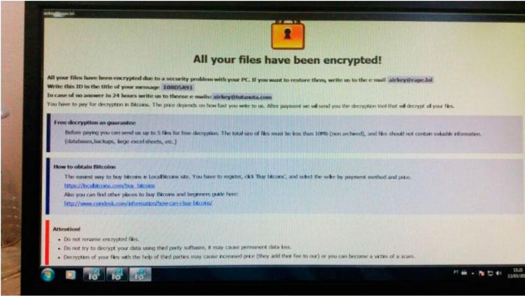 Câmara de Vereadores de Arambaré sofre ataque hacker
