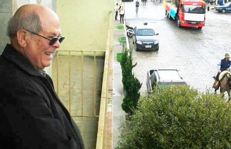 Morre ex-prefeito de Camaquã Marco Aurélio Pereira