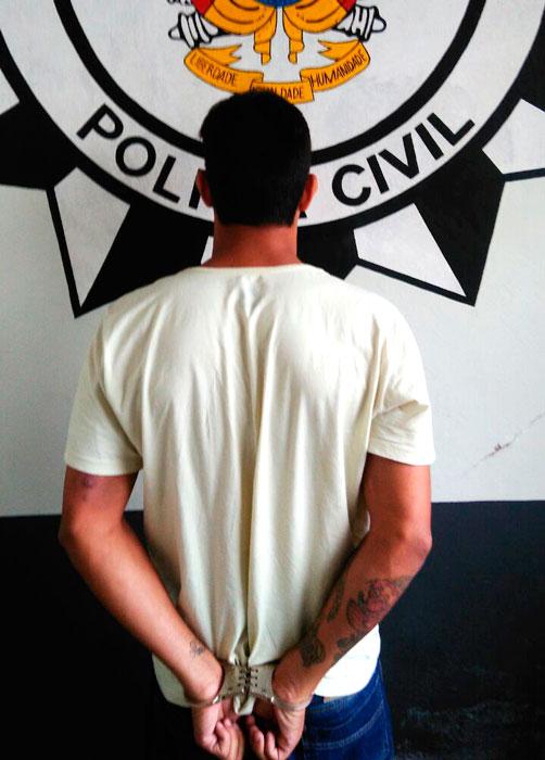 Polícia recaptura foragido em Camaquã