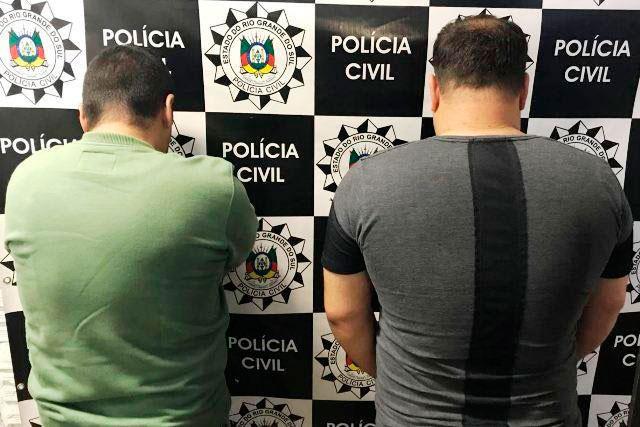 Presos suspeitos de ataques a banco na região