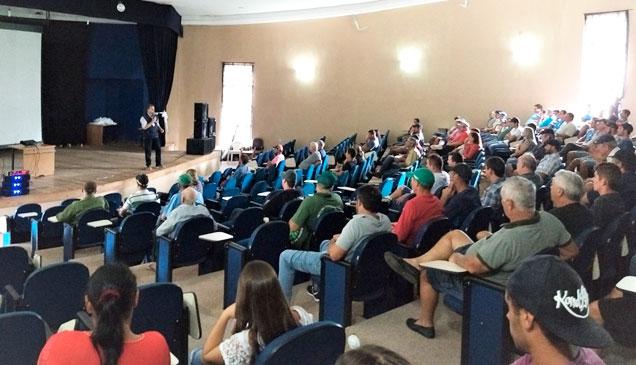 Emater promove curso de Boas Práticas Agrícolas em Mariana Pimentel