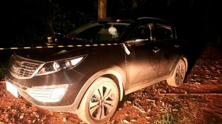 Veículo que pode ter sido utilizado em assalto ao Banrisul de Tapes é localizado