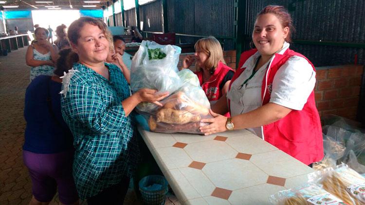 Programa de Aquisição de Alimentos tem primeira entrega a 200 famílias