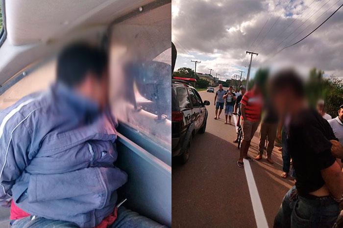 Brigada Militar prende grupo que assaltava em Sentinela do Sul