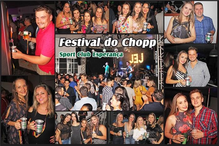 Festival do Chopp – Sport Club Esperança
