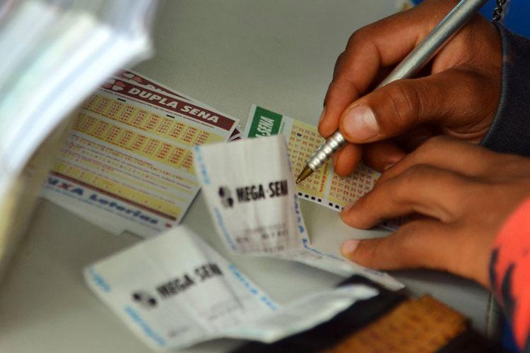 Mega-Sena acumula; próximo sorteio deve pagar R$ 60 milhões