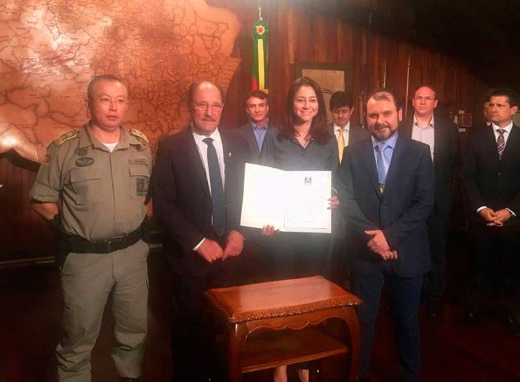 Sancionada Lei que institui o dia estadual em homenagem aos policiais mortos em serviço