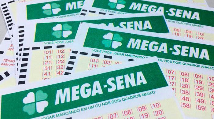 Mega-Sena acumula e poderá pagar R$ 22 milhões