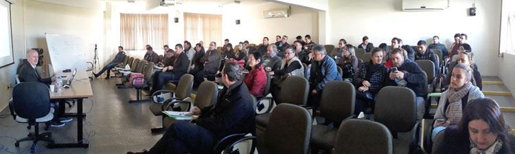 Agentes do legislativo participam de seminário de qualificação