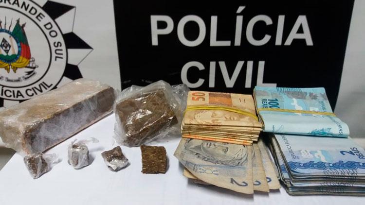 Operação Anjos da Lei combateu o tráfico de drogas na região