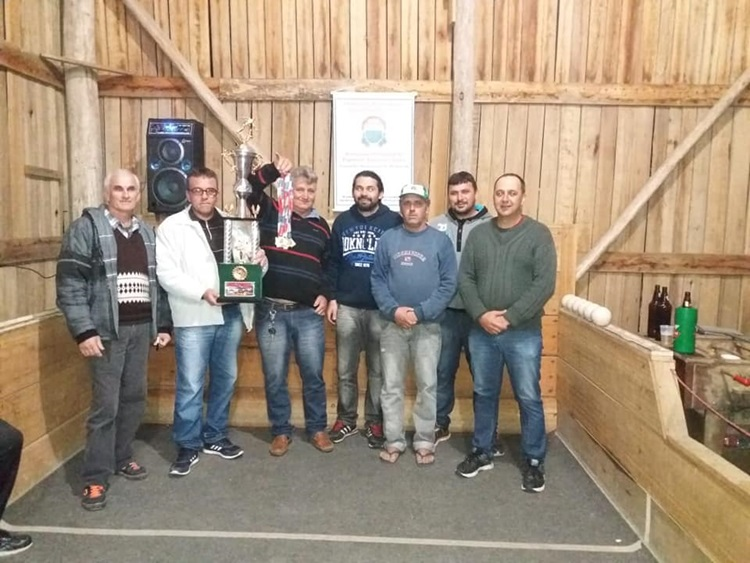 Final do Campeonato Municipal de Bocha