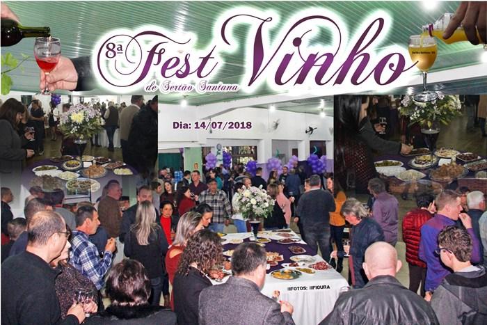8ª Fest Vinho de Sertão Santana