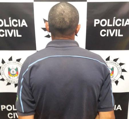Polícia Civil prende homem após descumprimento de medidas protetivas