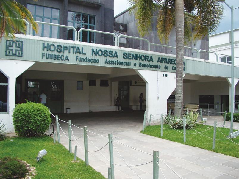 Médico plantonista foi encontrado morto no hospital de Camaquã
