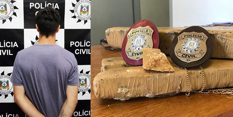 Polícia completou seis prisões na Operação LIU