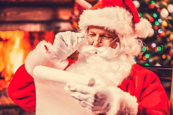 Apresentações natalinas com chegada do Papai Noel ocorrem na noite de sexta-feira (14), em Tapes
