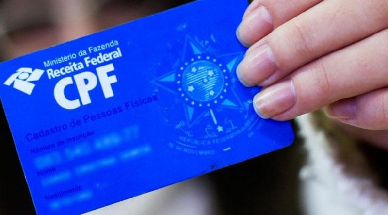 """Decreto presidencial deve permitir utilização do CPF como """"chave universal"""""""