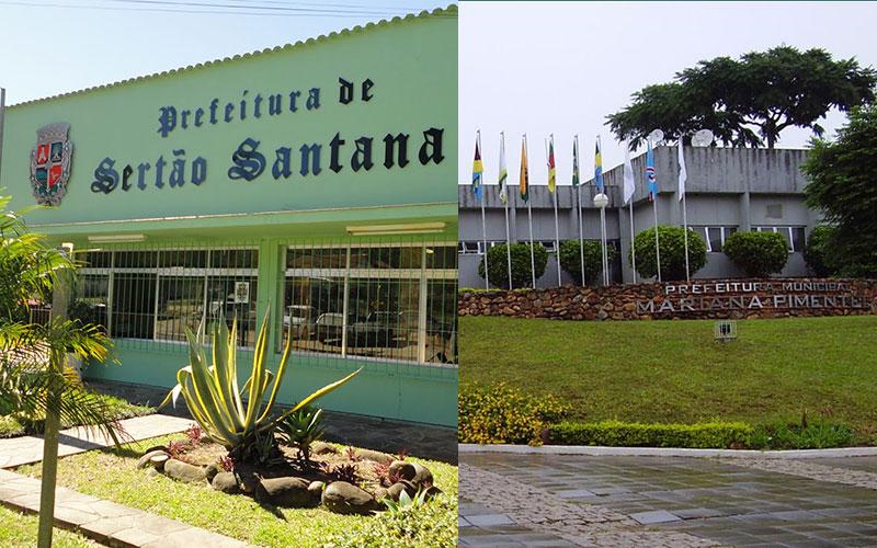 Sertão Santana e Mariana Pimentel oferecem vagas de emprego