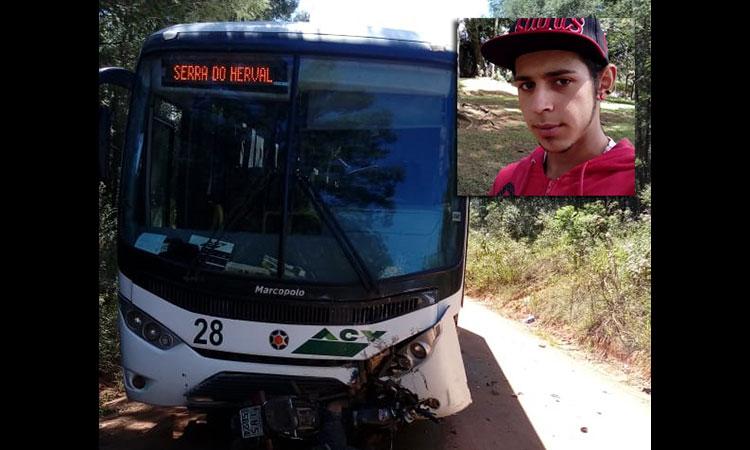 Jovem perde a vida em acidente de trânsito na Serra do Herval
