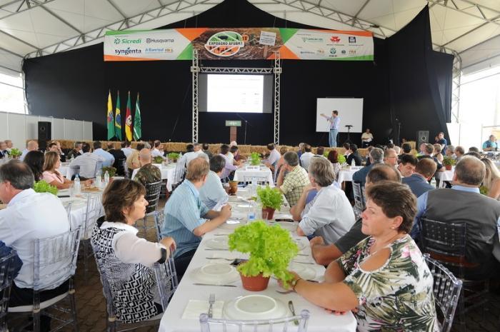 Lançamento da 19ª Expoagro Afubra ocorre hoje