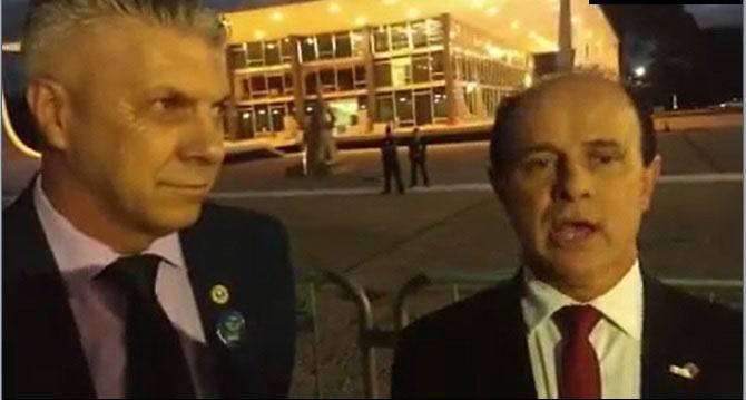 Cetollin destaca características de Rafaeli para sucedê-lo na presidência da Famurs