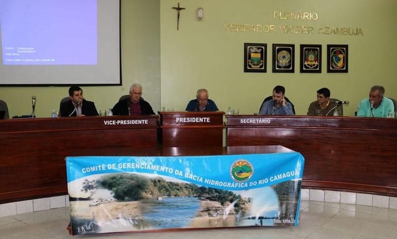 Comitê de Bacias discute obras da BR-116 e situação de barragens