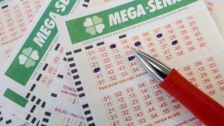 Mega-Sena sorteia nesta quarta prêmio acumulado de R$ 170 milhões