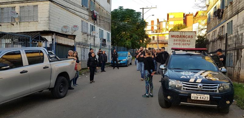 """Operação """"Felicianos"""" prende em Porto Alegre suspeito de furtos em Dom Feliciano"""