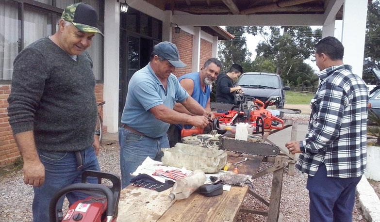 Sindicato Rural de Tapes e Sentinela (SRT) oferece cursos