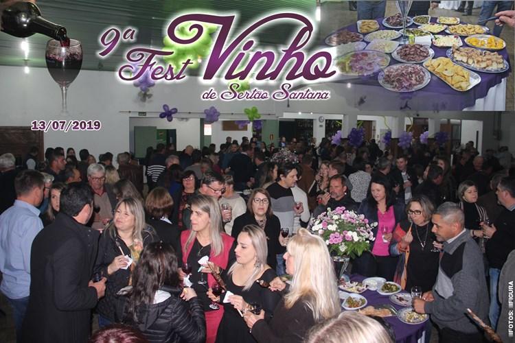 9ª Fest Vinho de Sertão Santana