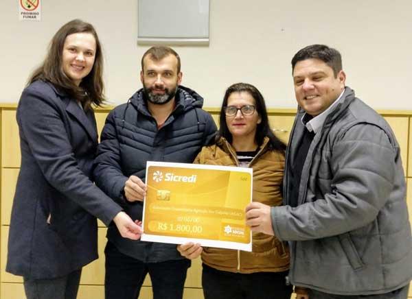 Fundo Social do Sicredi vai beneficiar moradores dos Galpões