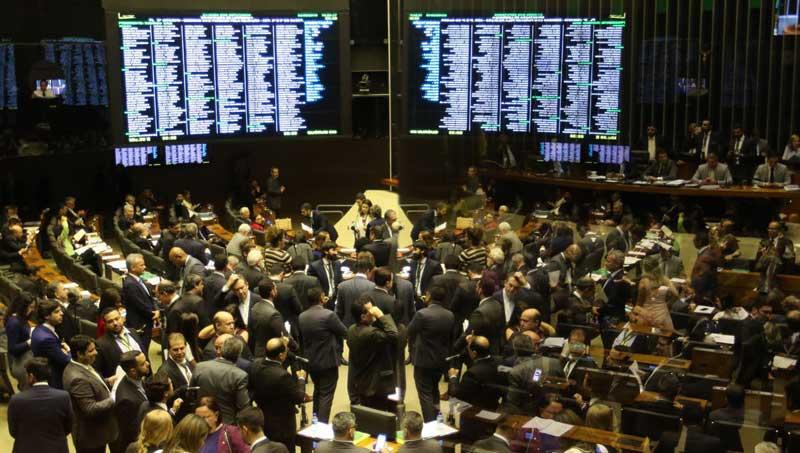 Câmara aprova MP que facilita venda de bens apreendidos com o tráfico