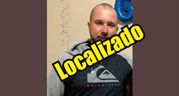 Rapaz que estava desaparecido é localizado em Porto Alegre