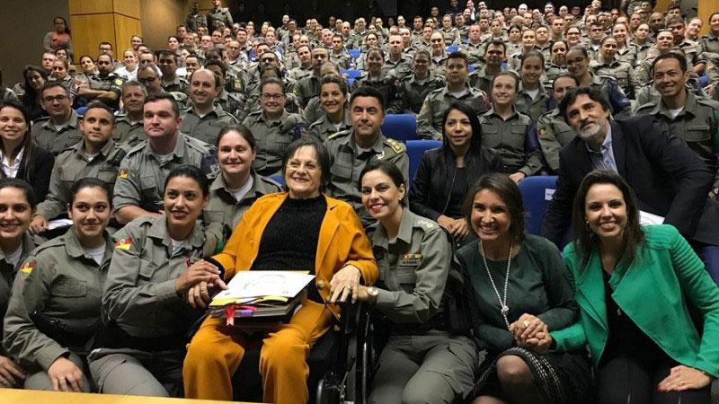 RS ganha novas Patrulhas Maria da Penha para combater a violência contra a mulher