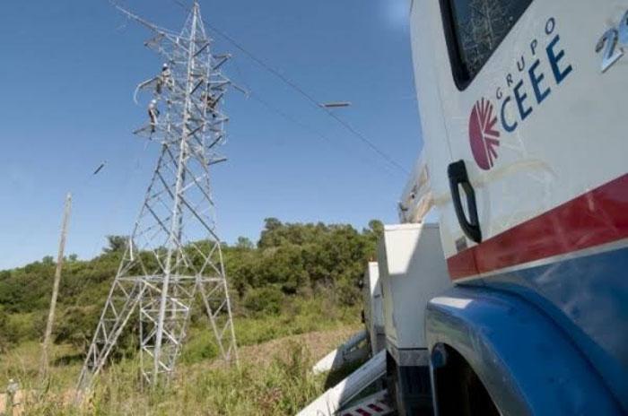 Desligamento de energia previsto para Chuvisca na próxima segunda-feira