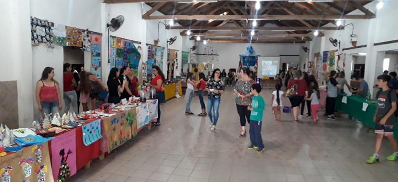 III Feira Multidisciplinar e Mateada reúne mais de 600 trabalhos escolares