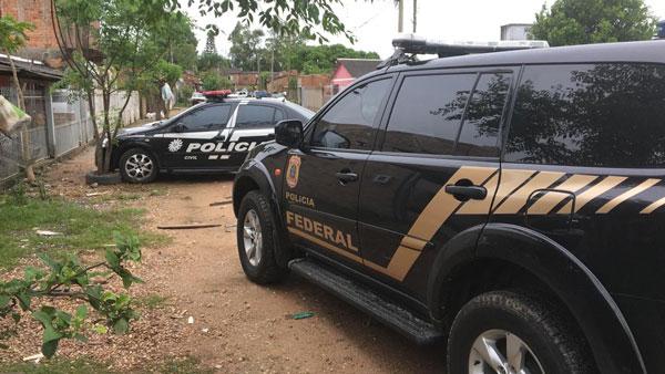 Operação Conesul III desarticula organização criminosa com atuação em Camaquã