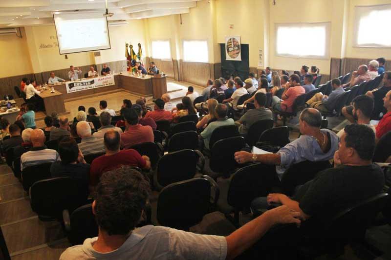 Audiência pública reorganizou a luta pelo asfaltamento da ERS-715