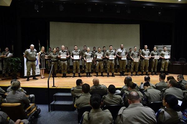 BM capacita 162 brigadianos que vão atuar nas Patrulhas Maria da Penha
