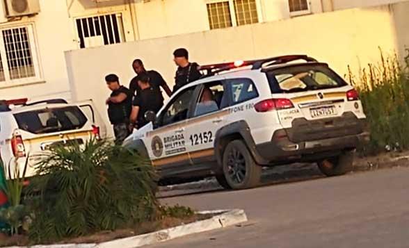 Ação policial resulta em três prisões em Cerro Grande do Sul