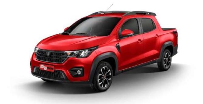 Nova Fiat Strada será picape com cabine de Mobi e lanternas de Toro